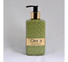 Жидкое мыло Cleava Green, 400мл