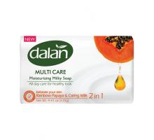 Мыло туалетное DALAN MULTI CARE, Солнечная папайя, 150 грамм