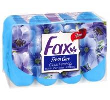 Туалетное мыло Fax Свежесть, 4х70 грамм, экопак