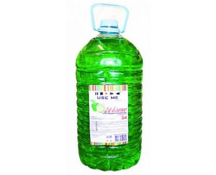 Мыло жидкое USE ME, Лайм, 5 литров, ПЭТ-бутылка