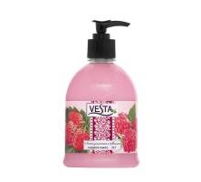 Жидкое мыло Vesta 2x1, Лесная земляника и малина, 500 мл
