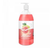 Жидкое крем-мыло Grass Milana Гуава, с дозатором, 1 литр