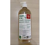Мыло жидкое хозяйственное 7я, 72%, 1 литр