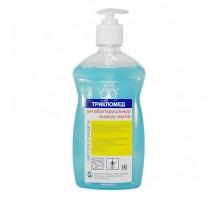 Жидкое антибактериальное мыло Трикломед, 1 литр