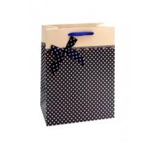"""Пакет подарочный """"Нежность"""" (4цвета), 4шт/уп, 37*37*20, OMG-gift"""