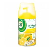 Сменный баллон AirWick Freshmatic Лимон и женьшень, 250 мл