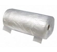 Пакет-майка в рулоне, 24х41см, 300 штук, прозрачный