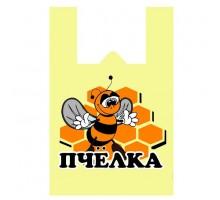 "Пакет-майка ""Пчела"", 30*50см"