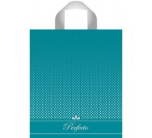 Пакет ДРАПЛЕТ, Перфекто, 350*310, петлевая ручка, Тико-Пластик