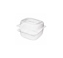 Контейнер пластиковый пищевой К-11/1-В, с высокой крышкой