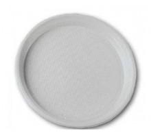 """Тарелка пластиковая, одноразовая """"Южное сияние"""", №55, 165 мм, 50 штук"""