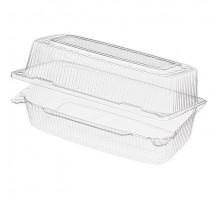 Пластиковый пищевой контейнер SL-35, 223х110х85мм, прямоугольный