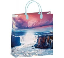 Пакет Водопад М 158/С, мягкий пластик, 300*300мм, MagicPack
