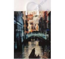 Пакет Венеция L 62/С, мягкий пластик, 320*400+100мм, MagicPack