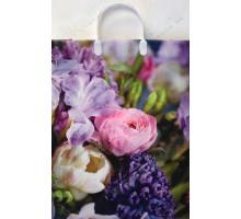 Пакет Весеннее дыхание L 129/С, мягкий пластик, 320*400+100мм, MagicPack