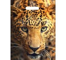 Пакет Взгляд леопарда, вырубная ручка, 400*310мм