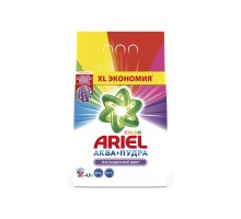 Стиральный порошок Ariel Color, для цветного белья, автомат, 4,5 кг