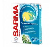 Стиральный порошок SARMA Актив Горная свежесть, 400 грамм
