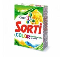 Стиральный автомат Sorti Color, для цветного белья, 350 грамм