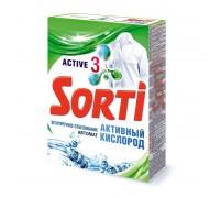Стиральный автомат Sorti Активный кислород, для белого белья, 350 грамм