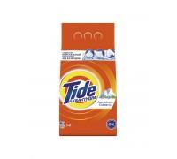 Порошок стиральный Tide Автомат Альпийская свежесть, для белого белья, 3 кг