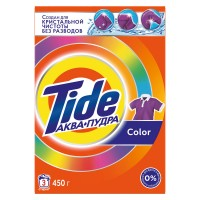 Порошок стиральный Tide Автомат Color, 450 грамм