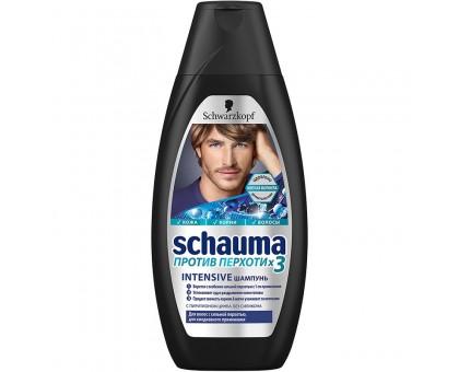 Шампунь Schauma MEN, Intensive от перхоти, 380 мл