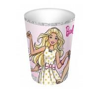 Стакан бумажный, детский, 250мл, 10шт/уп, Barbie, 0504.098