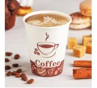 Стакан бумажный Турецкий кофе, 150 мл, 100 шт/уп