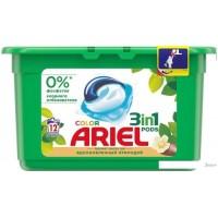 Капсулы для стирки Ariel Всё-в-1 Color, 18 штук