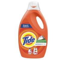 Гель для стирки Tide Альпийская свежесть, для белого белья, 1,235 литра