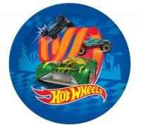Тарелка бумажная, детская, 230мм, 10 шт/уп, Hot Wheels, 0506.097