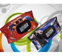 Влажные салфетки Ultima Спорт, 100 штук, синие