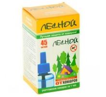 Жидкость от комаров для электрофумигатора, 30 мл, 45 ночей, Лесной